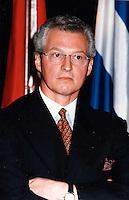 Montreal (Qc) CANADA - May 1997 File Photo - Andre Desmarais, Power Corp