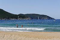 Strand von Aron (Plage d'Arone), Korsika, Frankreich