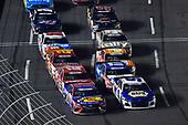 #19: Martin Truex Jr., Joe Gibbs Racing, Toyota Camry Bass Pro Shops / TRACKER ATVs & Boats / USO, #9: Chase Elliott, Hendrick Motorsports, Chevrolet Camaro NAPA AUTO PARTS