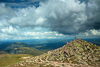 The Cairngorm National Park from the Munro summit of Bynack More, Badenoch & Speyside