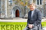 Fr Kieran O'Brien at St Mary's Cathdral Killarney