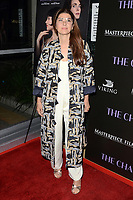 """LOS ANGELES - APR 3:  Marisa Tomei at the """"The Chaperone"""" Los Angeles Premiere at the Linwood Dunn Theater on April 3, 2019 in Los Angeles, CA"""
