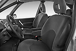 Front seat view of a 1999 - 2012 Citroen Xsara Picasso Mini Mpv.