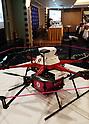 "Rakuten and Minami-Soma city start field test of ""Sora Raku"" drone delivery service"