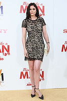 HOLLYWOOD, LOS ANGELES, CA, USA - JUNE 09: Jodi Lyn O'Keefe at the Los Angeles Premiere Of Screen Gems' 'Think Like A Man Too' held at the TCL Chinese Theatre on June 9, 2014 in Hollywood, Los Angeles, California, United States. (Photo by David Acosta/Celebrity Monitor)