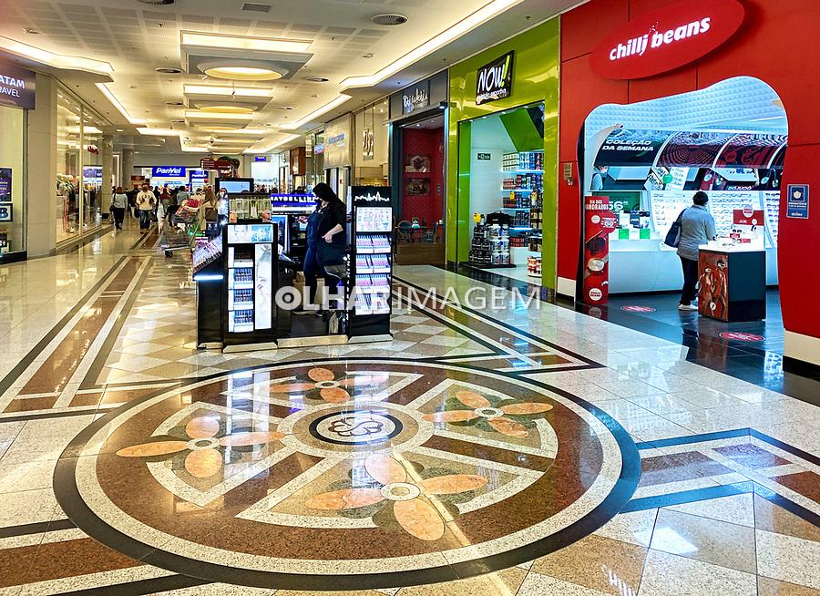 Shopping Bourbon. São Paulo. 2021. Foto de Juca Martins.