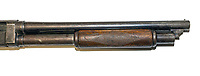 "BNPS.co.uk (01202 558833)<br /> Pic: RRAuction/BNPS<br /> <br /> The Western Field Browning shotgun fetched an impressive £55,000.<br /> <br /> Crime Pays - The fascinating and poignant archive of America's most notorious gangster couple have sold for a whopping £150,000 at auction.<br /> <br /> The enduring myth of Bonnie and Clyde perpetuated by Hollywood movies led to historic items from their bloody rampage across the wild west fetching high prices over the weekend.<br /> <br /> A pump action shotgun they ditched during a famous shoot-out was sold alongside poignant poetry written by Bonnie, and a bitter letter from Clyde to a former gang member.<br /> <br /> The weapon, with a 15ins barrel, was recovered by police following a gun fight between the infamous outlaws and the authorities at Joplin, Missouri, in 1933, during which two officers were killed.<br /> <br /> Also included in the sale is a gold wristwatch recovered from Clyde's body following his death, a bulletproof jacket found in their car and a no holds barred letter penned by Bonnie, and signed by Clyde, to a hated ex member of the Barrow Gang in prison.<br /> <br /> In it, she writes: ""Due to the fact that you offered no resistance sympathy is lacking. The most I can do is hope you miss the 'chair'."""