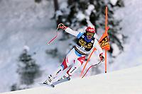 19th December 2020; Saslong, Val Gardena, Tyrol, Italy; International Ski Federation Alpine Ski World Cup, 2nd Men's Downhill, Val Gardena; Beat Feuz (SUI)