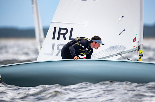 County Down's Liam Glynn (21) was the Bronze medallist at U21 World Championships in 2018 and the Topper World Champion in 2013
