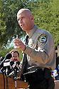 AJ ALEXANDER/AAP - Pinal County Sheriff Paul Babeu <br /> PHOTO BY AJ ALEXANDER(C)<br /> OWNER/AUTHOR AJ ALEXANDER