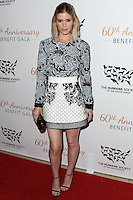 BEVERLY HILLS, CA, USA - MARCH 29: Kate Mara at The Humane Society Of The United States 60th Anniversary Benefit Gala held at the Beverly Hilton Hotel on March 29, 2014 in Beverly Hills, California, United States. (Photo by Xavier Collin/Celebrity Monitor)