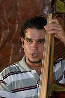 Cuba, Musiker in der Casa de la Trova in Trinidad, Provinz Sancti Spiritus