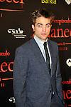 Robert Pattinson. Premiere Amanecer-Parte I en Barcelona.