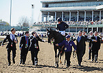 Wrote, ridden by jockey Jamie Spencer and trained by Aidan O'Brien wins the Breeders' Cup Juvenile Turf at Churchill Downs on  November 4, 2011..