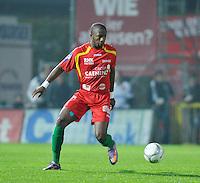 KV Oostende : Daby Gueye.foto VDB / BART VANDENBROUCKE