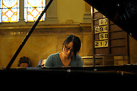 RomeSmarts - Rome Summer Musical Arts..Toyich International Projects in collaboration with the University of Toronto, Canada. The pianist Corinne Wong.