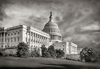 US Capitol Building Washington DC Black and White Photography Washington DC Art - - Framed Prints - Wall Murals - Metal Prints - Aluminum Prints - Canvas Prints - Fine Art Prints Washington DC Landmarks Monuments Architecture
