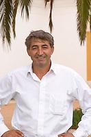 Joachim Roque, winemaker and manager. Quinta do Carmo, Estremoz, Alentejo, Portugal