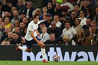 26th August 2021; Tottenham Hotspur Stadium, London, England; Europa Conference League football, Tottenham Hotspur versus Paços de Ferreira; Bryan Gil of Tottenham Hotspur