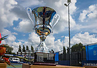 Amstelveen, Netherlands, 7 Augustus, 2021 National Tennis Center, NTC, NKR, National  Wheelchair Tennis Championships, Women's single final : the trophy<br /> Photo: Henk Koster/tennisimages.com