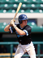 Maclay Marauders Broedy Poppell (3) during the 42nd Annual FACA All-Star Baseball Classic on June 6, 2021 at Joker Marchant Stadium in Lakeland, Florida.  (Mike Janes/Four Seam Images)
