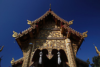 temple in  Chiang Mai