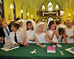 St. Patrick Church/School 2013 First Communion Class.