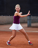 08-08-13, Netherlands, Rotterdam,  TV Victoria, Tennis, NJK 2013, National Junior Tennis Championships 2013, Donnaroza Gouvernante   <br /> <br /> <br /> Photo: Henk Koster
