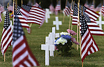 Memorial Day 2013 - Lone Mountain Cemetery