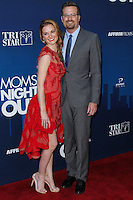 """HOLLYWOOD, LOS ANGELES, CA, USA - APRIL 29: Sarah Drew, Peter Lanfer at the Los Angeles Premiere Of TriStar Pictures' """"Mom's Night Out"""" held at the TCL Chinese Theatre IMAX on April 29, 2014 in Hollywood, Los Angeles, California, United States. (Photo by Xavier Collin/Celebrity Monitor)"""