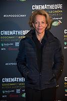 FREDERIQUE BREDIN - Vernissage de l' exposition Goscinny - La Cinematheque francaise 02 octobre 2017 - Paris - France