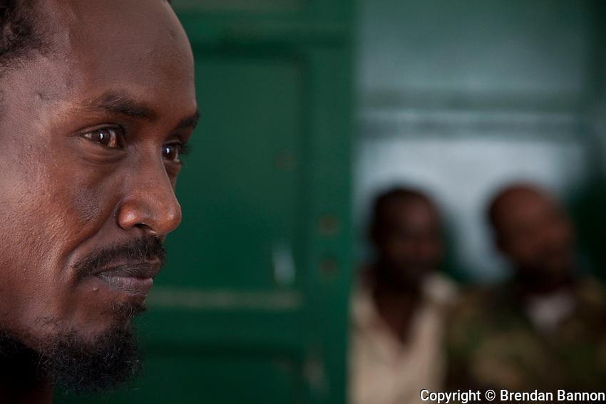 Farah Ismail. Ismail was convicted of piracy and  jailed in Mandhera maximum securiy prison Somaliland.<br /> Somaliland is an autonomous region which is part of Somalia