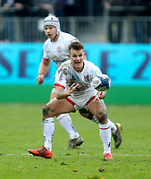 16 November 2019; Billy Burns during the Heineken Champions Cup Pool 3 Round 1 match between Bath and Ulster at The Recreation Ground in Bath, England. Photo by John Dickson/DICKSONDIGITAL
