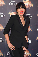 """Claudia Winkleman<br /> at the launch of """"Strictly Come Dancing"""" 2018, BBC Broadcasting House, London<br /> <br /> ©Ash Knotek  D3426  27/08/2018"""