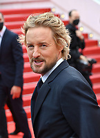 CANNES, FRANCE. July 12, 2021: Owen Wilson at the gala premiere of Wes Anderson's The French Despatch at the 74th Festival de Cannes.<br /> Picture: Paul Smith / Featureflash