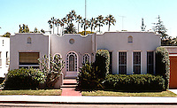San Diego: Span. Colonial Revival, 1920's. Mission Hills. Photo '78.
