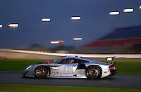 The #01 Bytzek GT1 Porsche..39th Rolex 24 at Daytona, 3/4 February,2001 Daytona International Speedway  Daytona Beach,Florida,USA.©F.Peirce Williams 2001 ..
