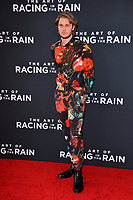 "LOS ANGELES, USA. August 02, 2019: Logan Shroyer at the premiere of ""The Art of Racing in the Rain"" at the El Capitan Theatre.<br /> Picture: Paul Smith/Featureflash"