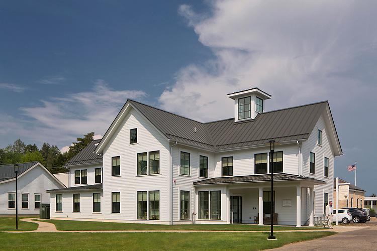 Cox Health & Counseling Center at Kenyon College | Gund Partnership