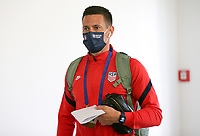 ST. GALLEN, SWITZERLAND - MAY 30: USMNT before a game between Switzerland and USMNT at Kybunpark on May 30, 2021 in St. Gallen, Switzerland.