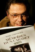 Exclusive file photo - circa 1987<br /> <br /> Jacques Boulanger