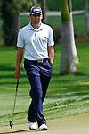 PALM BEACH GARDENS, FL. - Sergio Garcia during Round Three play at the 2009 Honda Classic - PGA National Resort and Spa in Palm Beach Gardens, FL. on March 7, 2009.