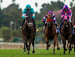 September 30 2018 : Liam the Charmer with Tyler Gaffalione wins the Zenyatta Stakes at Santa Anita Park on September 30, 2018 in Arcadia, California. Evers/ESW/CSM