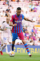 29th August 2021; Nou Camp, Barcelona, Spain; La Liga football league, FC Barcelona versus Getafe; Sergi Busquets