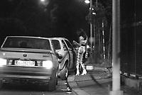 - Roma, prostituzione in zona Stazione Termini (Settembre 1989)<br /> <br /> - Rome, prostitution in the Termini Station area (September 1989)