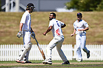 NELSON, NEW ZEALAND - Hawke Cup Cricket - Nelson Griffins v Otago. Saxton Oval, Richmond. Friday 12 February 2021. Nelson, New Zealand. (Photo by Chris Symes/Shuttersport Limited)