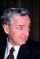 April 1988 File Photo - Paul Desmarais<br /> <br /> Desmarais passed away October 2013<br />  - PHOTO D'ARCHIVE :  Agence Quebec Presse