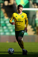 9th January 2021; Carrow Road, Norwich, Norfolk, England, English FA Cup Football, Norwich versus Coventry City; Jacob Lungi Sorensen of Norwich City