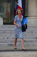 Nicole Bricq ( Ministre du Commerce exterieur ) .Parigi 22/8/2012.Consiglio dei Ministri.Foto Insidefoto / Christian Liewig / FEP / Panoramic.ITALY ONLY