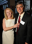 Candy and Jerry Schlief at the Technip reception at the Hotel Derek Tuesday May 1,2012. (Dave Rossman Photo)